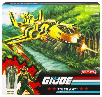 G.I. Joe Modern Era - Target Exclusive G.I. Joe Tiger Rat