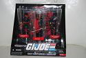 GI Joe Toys R Us Exclusive Iron Grenadier 3-Pack