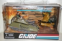 GI Joe Modern Era - Armadillo Tank vs. Serpentor's Air Chariot