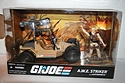 GI Joe Modern Era - A.W.E. Striker with Leatherneck