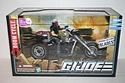 G.I. Joe: Pursuit of Cobra - Doom Cycle with Storm Rider