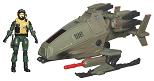 G.I. Joe: Pursuit of Cobra - Ghost Hawk with Tomahawk