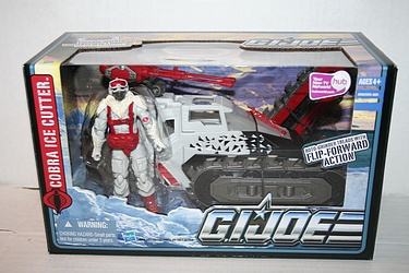 G.I. Joe - Pursuit of Cobra - Ice Cutter