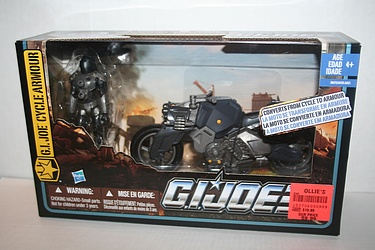 G.I. Joe - Pursuit of Cobra - Cycle Armour