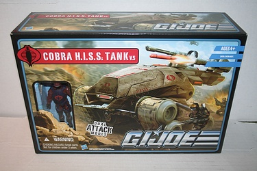 G.I. Joe: Pursuit of Cobra - H.I.S.S. Tank