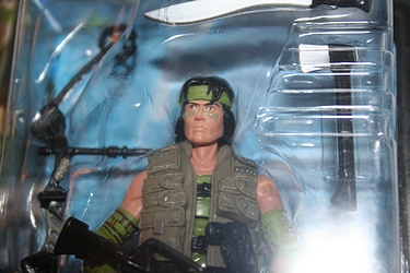 G.I. Joe: The Pursuit of Cobra - Spirit Iron-Knife