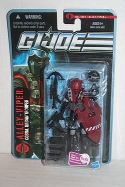 G.I. Joe: Pursuit of Cobra - Alley-Viper