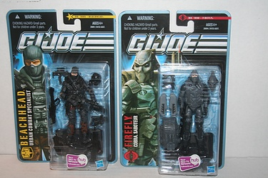 G.I. Joe: The Pursuit of Cobra - Beachhead and Firefly