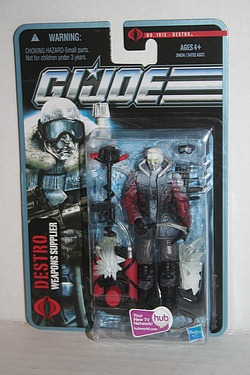 G.I. Joe - Pursuit of Cobra: Arctic Destro