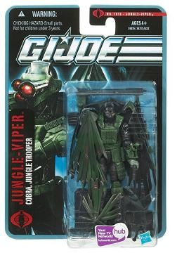 G.I. Joe: Pursuit of Cobra - Jungle-Viper