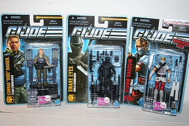 G.I. Joe - Pursuit of Cobra, Duke Wave 3