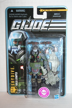 G.I. Joe - Pursuit of Cobra - Skydive
