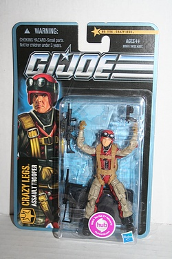 G.I. Joe - Pursuit of Cobra - Crazy Legs