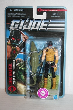 G.I. Joe - Pursuit of Cobra - Croc Master