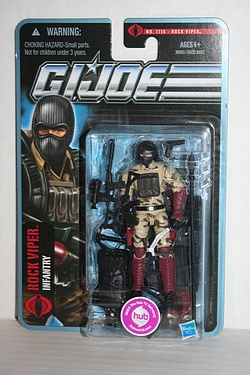 G.I. Joe: Pursuit of Cobra - Rock Viper - Infantry