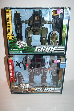 G.I. Joe: Pursuit of Cobra - Mechs