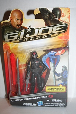 G.I. Joe - Retaliation (2012) - Cobra Commander