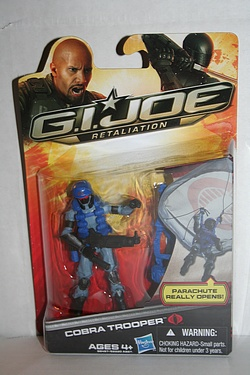 G.I. Joe - Retaliation (2012) - Cobra Trooper