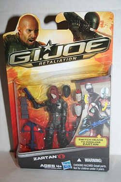 G.I. Joe - Retaliation (2012) - Zartan
