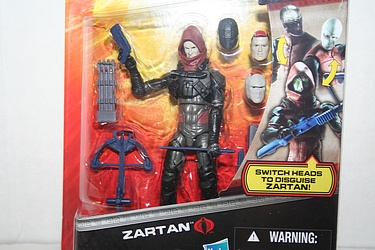 G.I. Joe Retaliation - Zartan