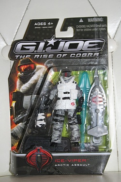 G.I. Joe - Rise of Cobra: Ice Viper