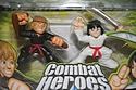 Combat Heroes: Young Snake Eyes vs. Young Storm Shadow
