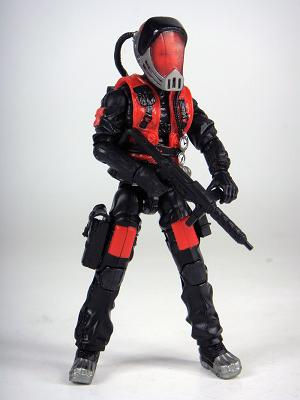G.I. Joe Rise of Cobra - Red Lamprey