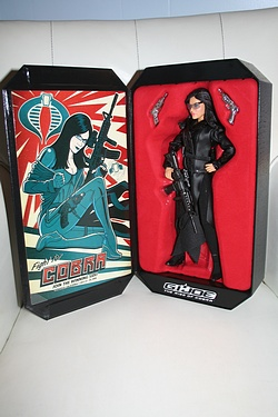 G.I. Joe - San Diego Comic Con Baroness 12-Inch Exclusive