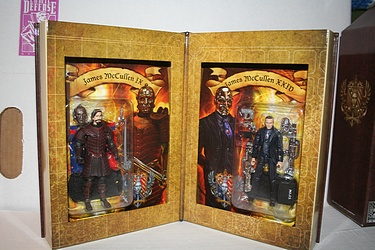 San Diego Comic Con 2009 Exclusive - G.I. Joe Clan McCullen 2-Pack Set
