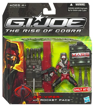 G.I. Joe - Rise of Cobra: Air Viper Set