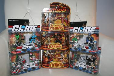 Hasbro Combat and Adventure Heroes