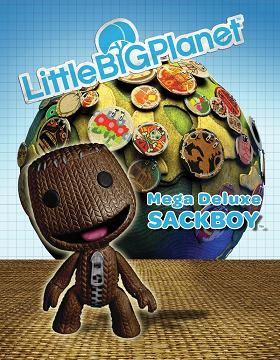 Mezco Toyz - Little Big Planet Mega Sackboy