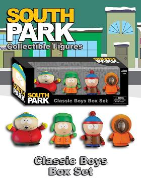 Mezco Toyz - South Park Classic Set