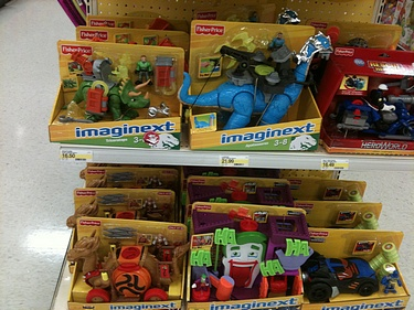 imaginext Dino-Riders