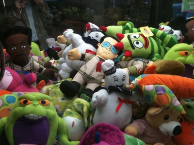 Claw Machine Busters