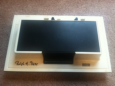 Magnavox Odyssey Game System - Autographed by Ralph Baer