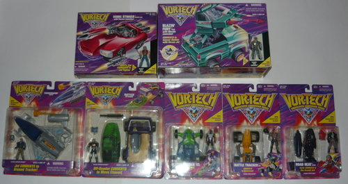 eBay Watch - Vortech and M.A.S.K.
