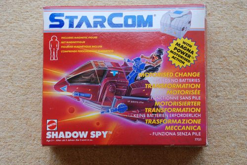 eBay Watch - Starcom Shadow Spy
