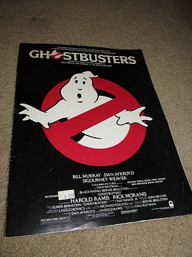 eBay Watch - Ghostbusters Score