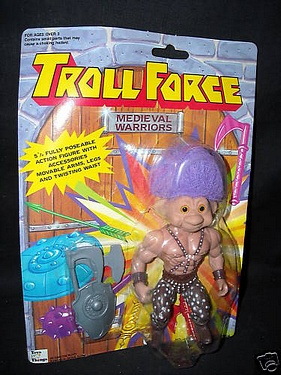 eBay Watch - Troll Force: Medieval Warriors