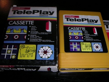eBay Watch - Channel F / Teleplay Cart #1