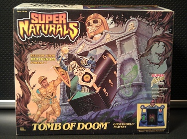 eBay Watch - Super Naturals Set