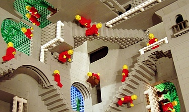 Lego Art - 10 Great Examples