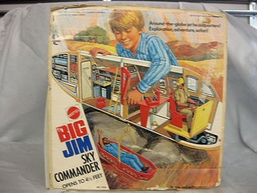 eBay Watch: Big Jim - Sky Commander
