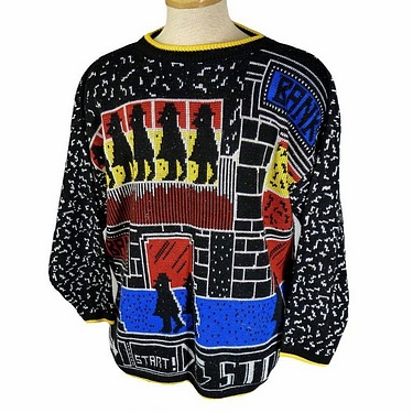 eBay Watch - Gaming Sweater!
