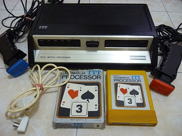 eBay Watch - Telematch Game System