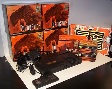 eBay Watch - Majestic Pile of TurboGrafx-16