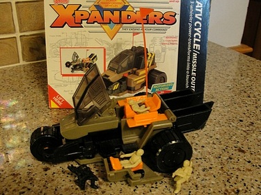 eBay Watch - X-Panders ATV / Missile Outpost