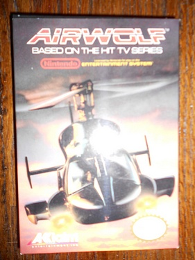 eBay Watch - Nintendo Airwolf!