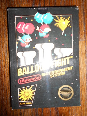 eBay Watch - Nintendo Balloon Fight